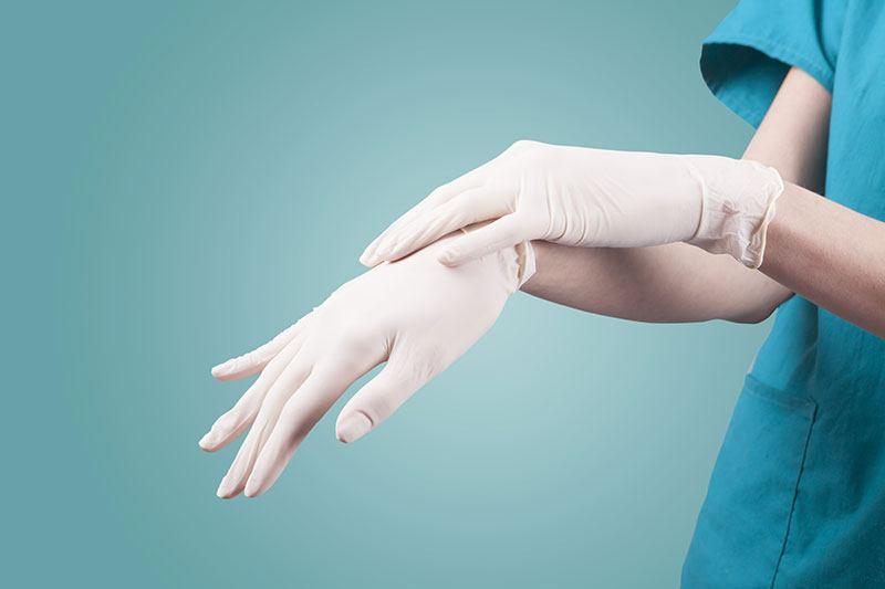 Особенности смотровых медицинских перчаток