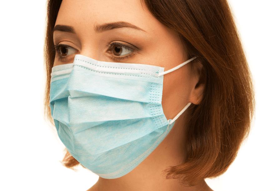Комфорт ношения медицинской маски